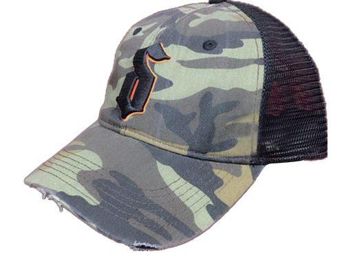 Camo mesh Trucker Hunting hat-BK8310