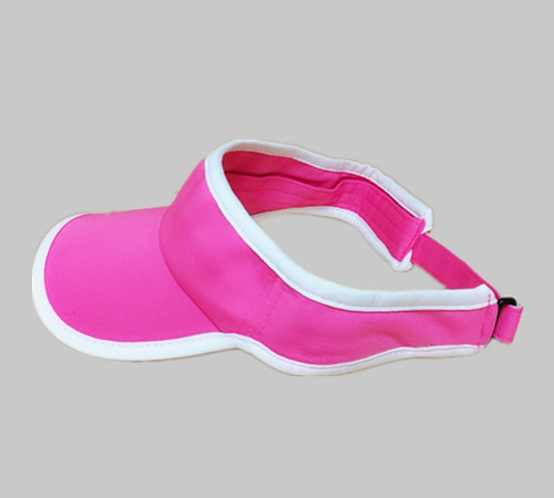 Performance running women visor-BK8210A