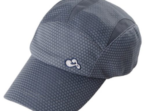 Performance running 5 panels camper cap-BK8212
