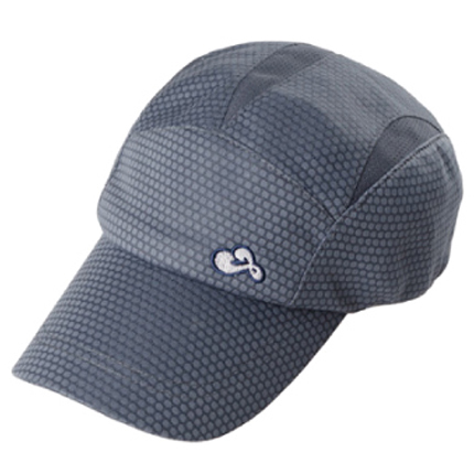 Performance running 5 panels camper cap-BK8212 G