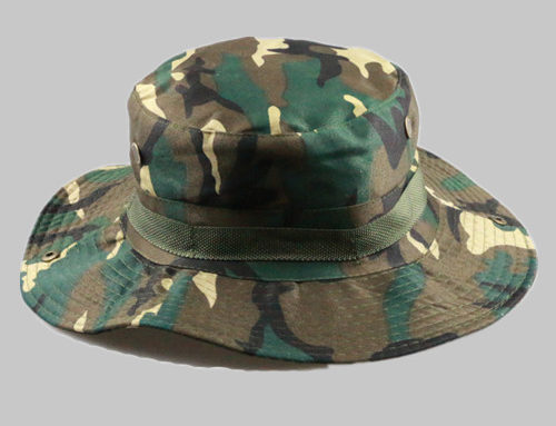 Fishing cotton bucket hat-BK8410