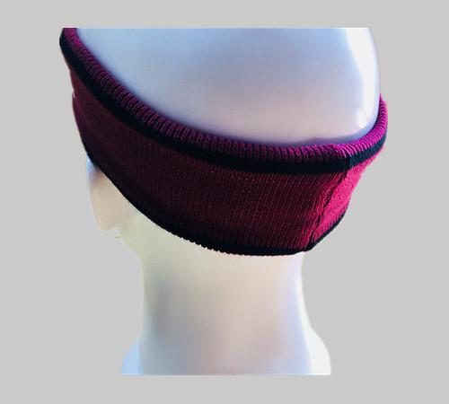 Acrylic knitting handband-BK8912C
