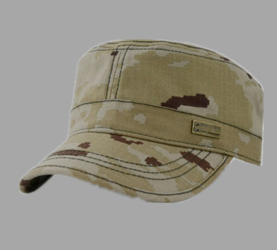 Army military cap camouflage hat A