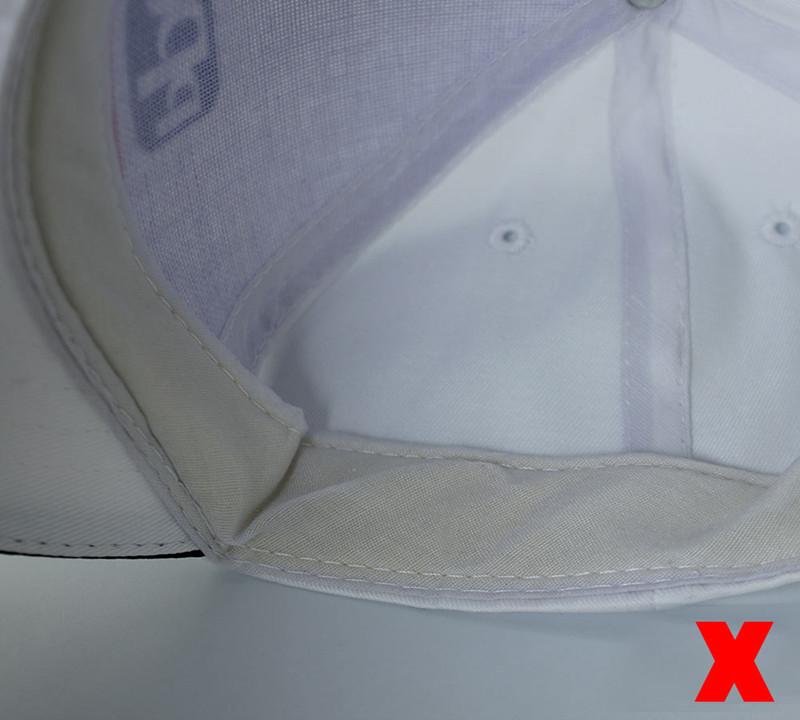 Bad polyester sweatband