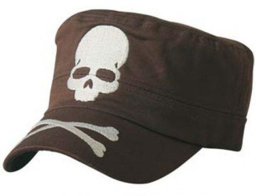 Cotton custom logo Army military cap-BK8511