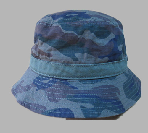 Cotton fishing hunting bucket hat-BK8413A