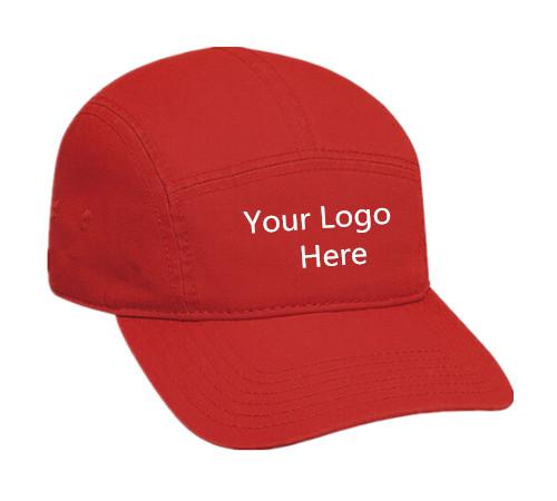 Custom cotton camper cap 3A
