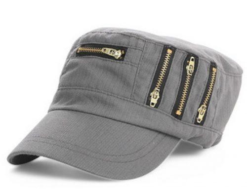 Women fashion design army cap