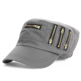Women fashion design army cap-A