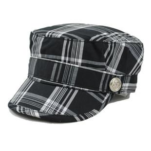 Women fashion design army cap-B