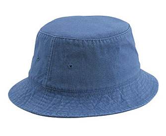Custom cotton fishing bucket hat-2