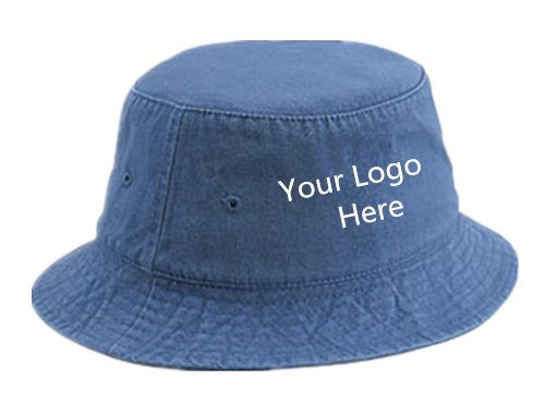 Custom Cotton Fishing Bucket hat