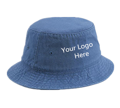 Custom cotton fishing bucket hat-2A
