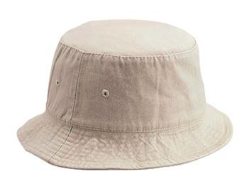 Custom cotton fishing bucket hat-3