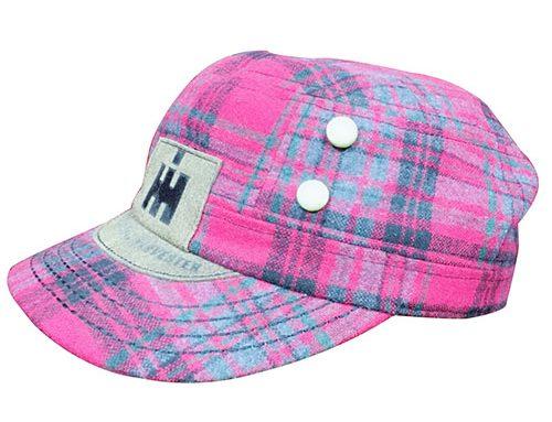 Wool Women fashion cap