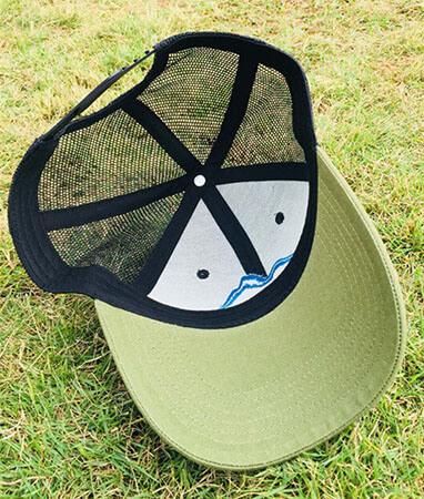MGD Trucker hat-BK8313D