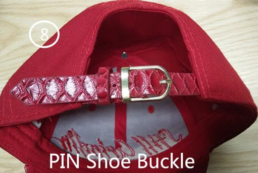 8 PIN shoe buckle