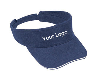Custom cotton visor 4A