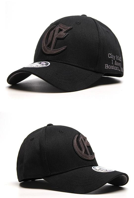 Spendex cotton flexfit cap-BK8610