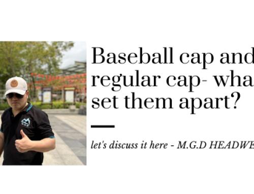 Baseball cap and regular cap- what set them apart?