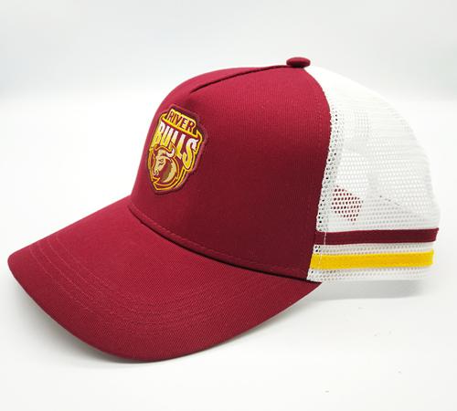 Custom Snapback mesh hats style 112 F