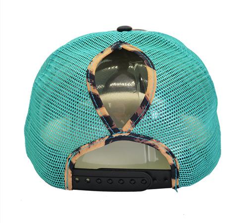 High ponytail baseball cap -BK8116B