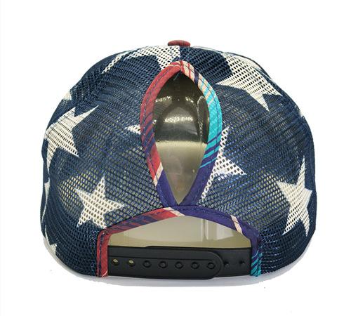 High ponytail baseball cap -BK8116H